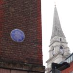 Spitalfields, the home of the Huguenot silk weavers