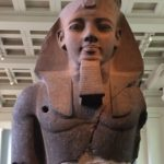 Ramesses II - Shelley's inspiration for Ozymandias