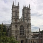 Westminster Abbey West Front - where the best Abbey tours start!