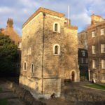 The Jewel Tower - a medieval survivor of the ancient Palace of Westminster